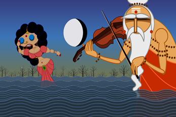Sita chante le blues - 5