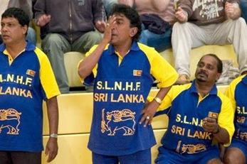 Sri Lanka National Handball Team - 2